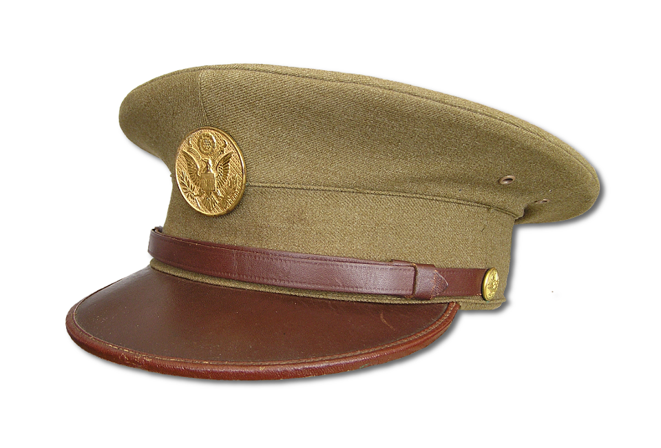 66067ff031b Enlisted Man s Wool Service Cap