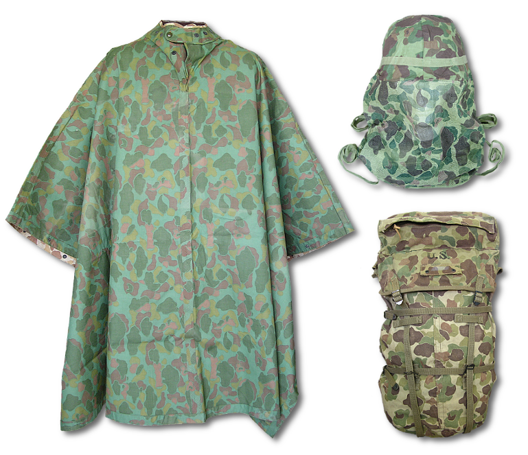 Photo Essay #2: Early Printed Camouflage Uniforms of the Pacific War