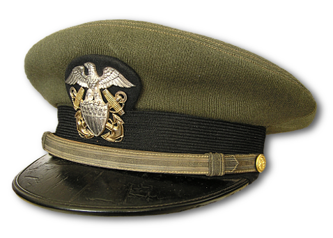 b92034df1 U.S. Navy Complete/Combination Cap