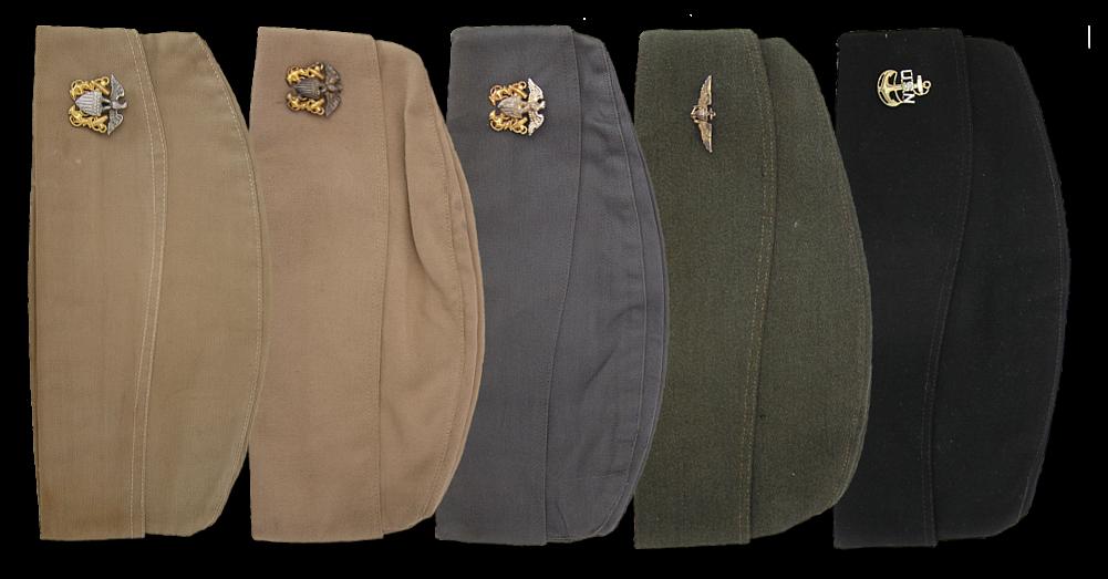 533e66252 U.S. Navy Garrison Caps