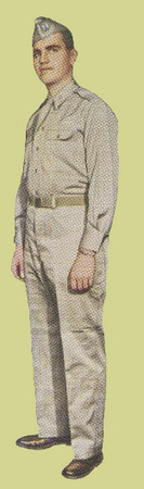 Officer's Summer Service Uniform