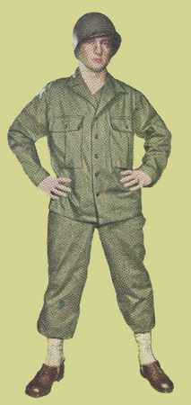 Tropical Combat Uniform