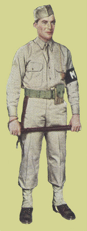 Summer Service Uniform