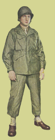 M-1943 Combat Field Uniform