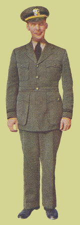 Officer's Aviator Winter Uniform