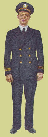 Officer's Winter Dress Uniform