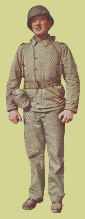Temperate Zone Combat Field Uniform