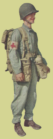 Corpsman's Combat Field Uniform